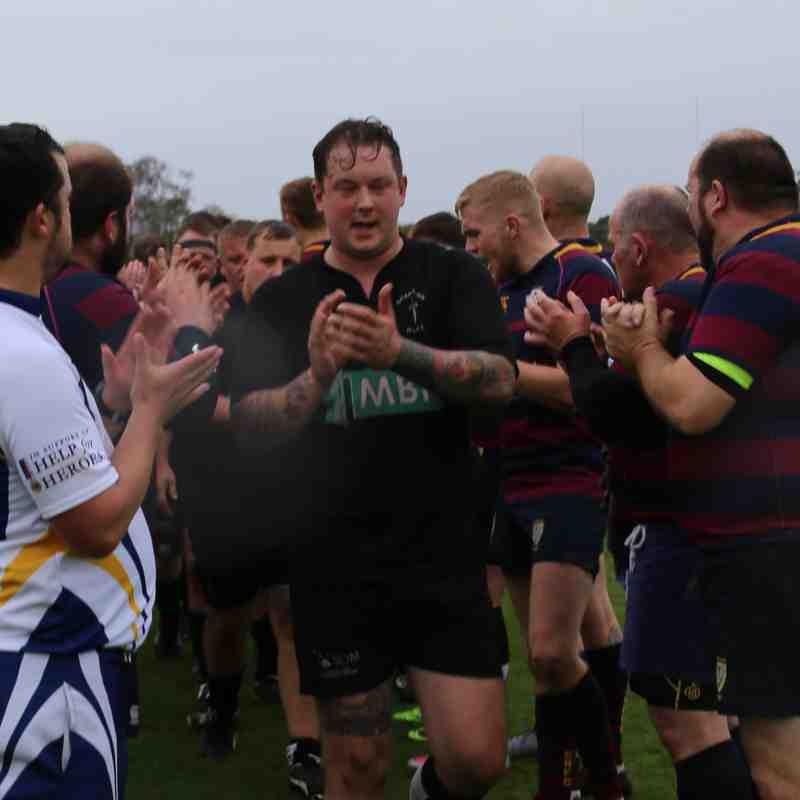 Spartans(Midlands) 2nd XV  V Evesham 1st Reserves
