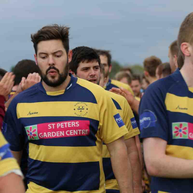 Evesham 1st Reserves v Worcester Wanders 2nds
