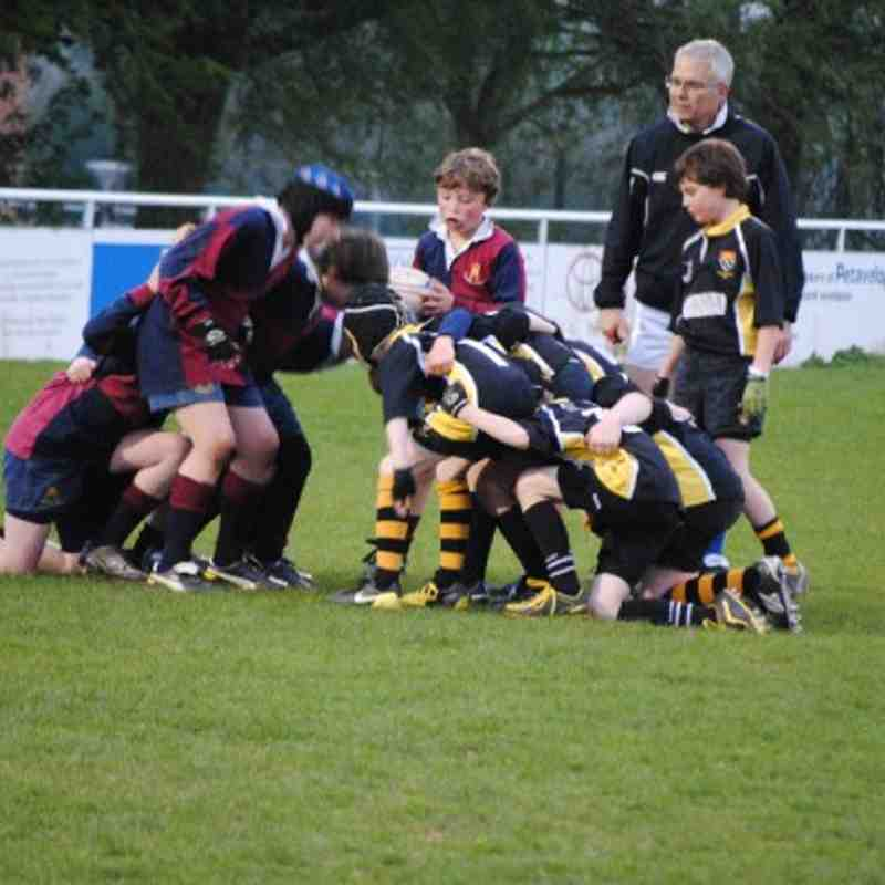 U11's vs Canterbury part 2