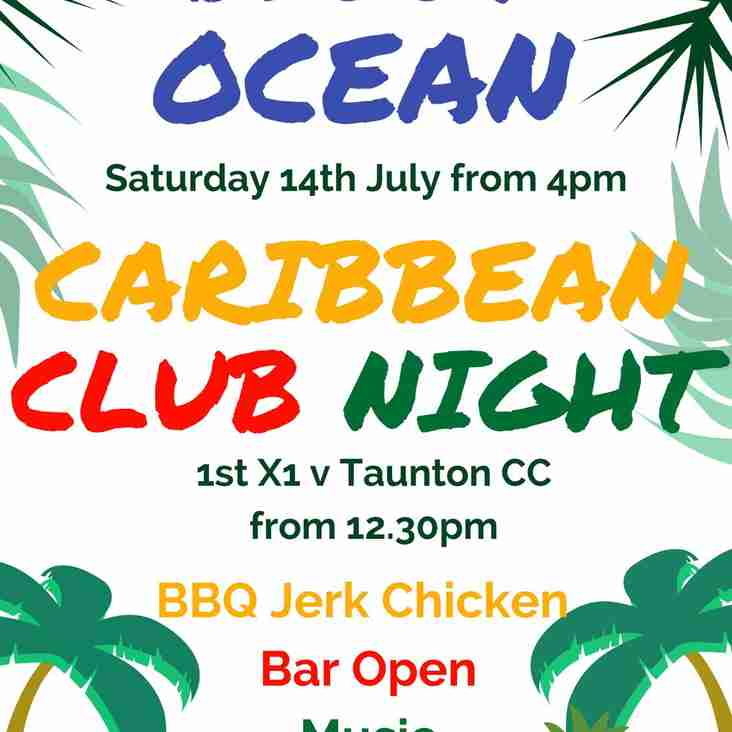 Caribbean Night at the Deane