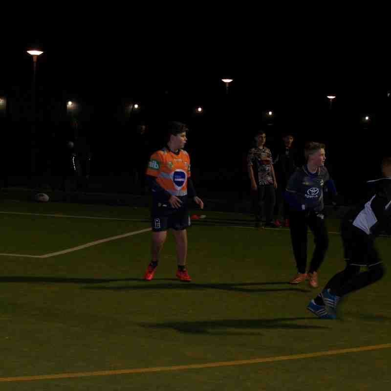 U12's Training Session with Richard Horne - 26/01/2016