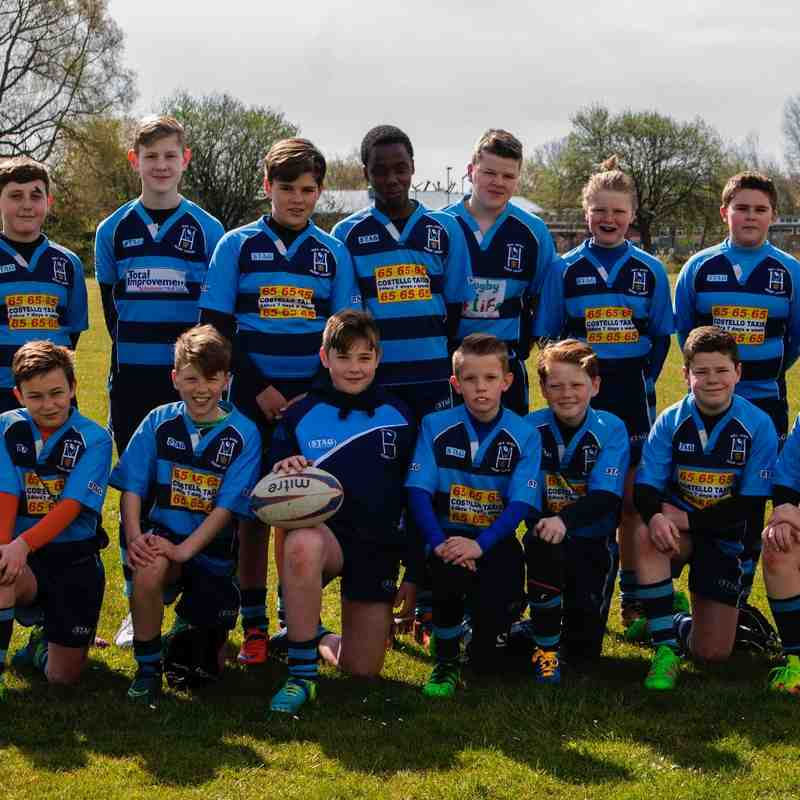 Hull Wyke Team Photo U12's