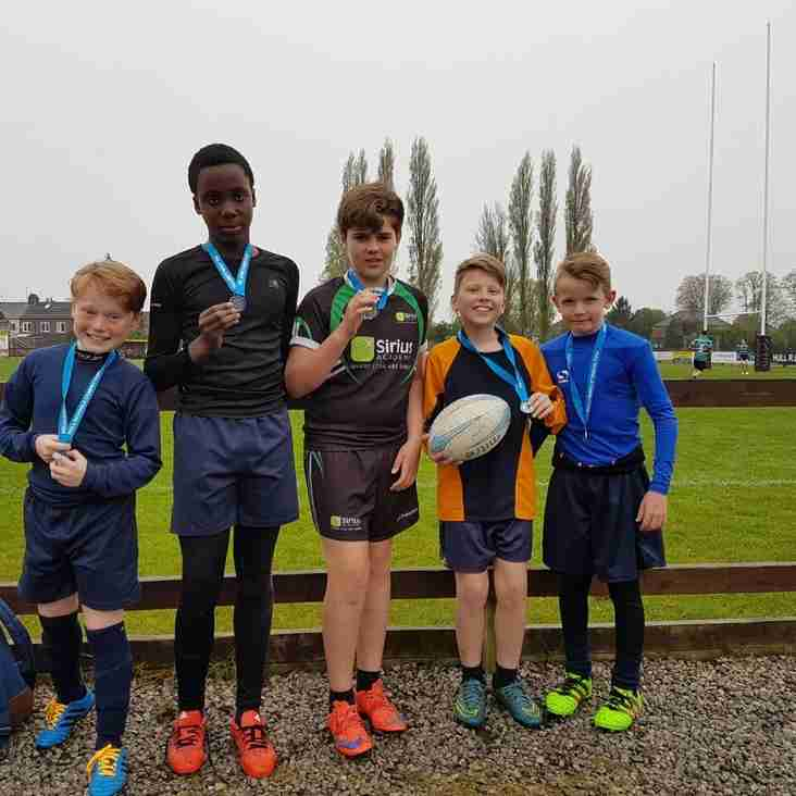 U12s do themselves proud in Hull Schools Cup Finals