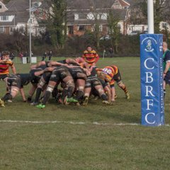 RGC vs Carmarthen Quins