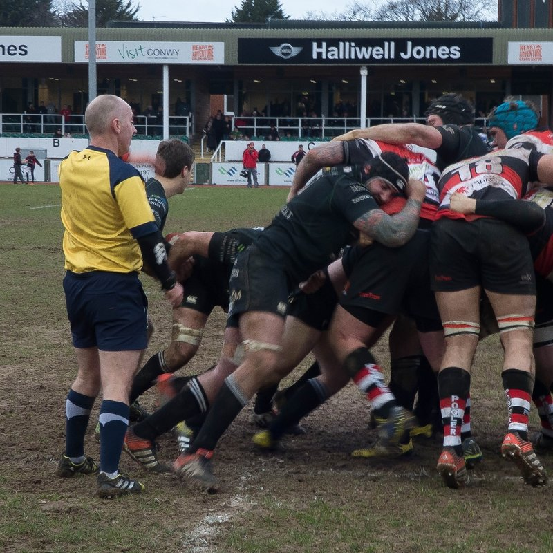 Watch the tries from our win vs Pontypool on our Youtube Channel.