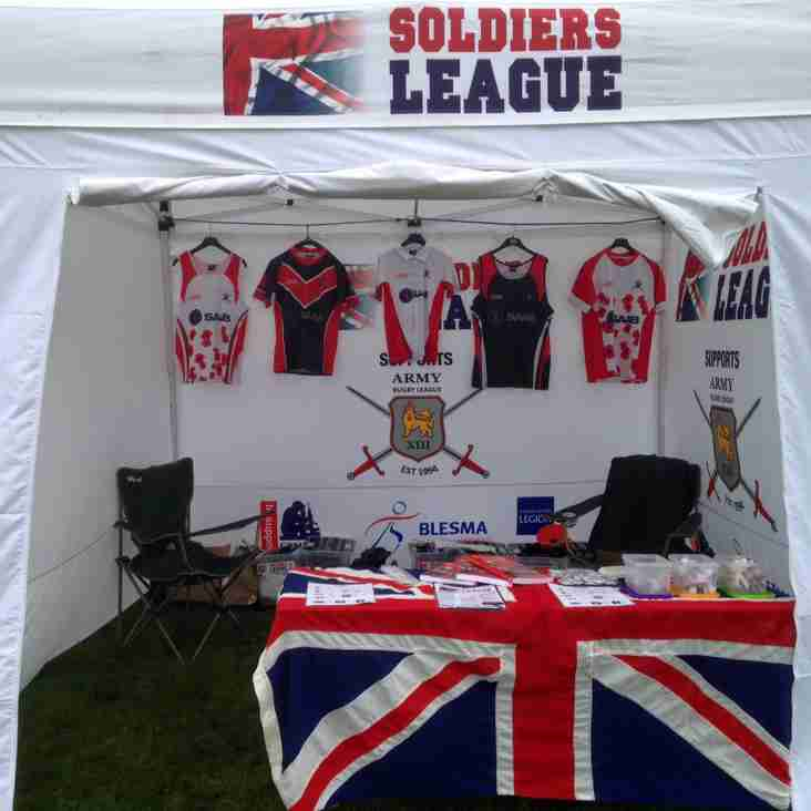 SOLDIERS LEAGUE - CHARITABLE STATUS