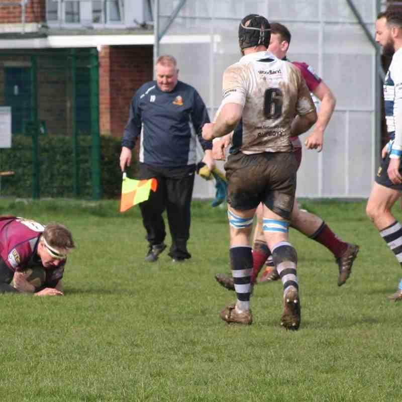 1st XV v Chelmsford