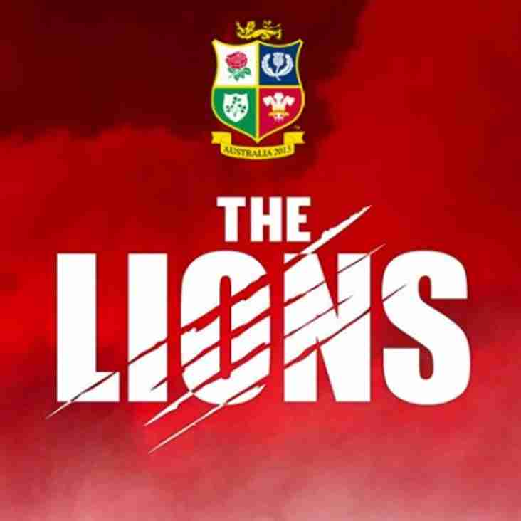 British Lions v All Blacks  1/7/2017