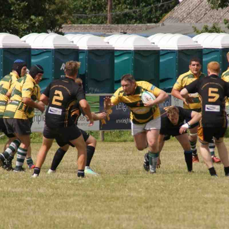 Berkshire Cup Plate Final - Reading v Crowthorne
