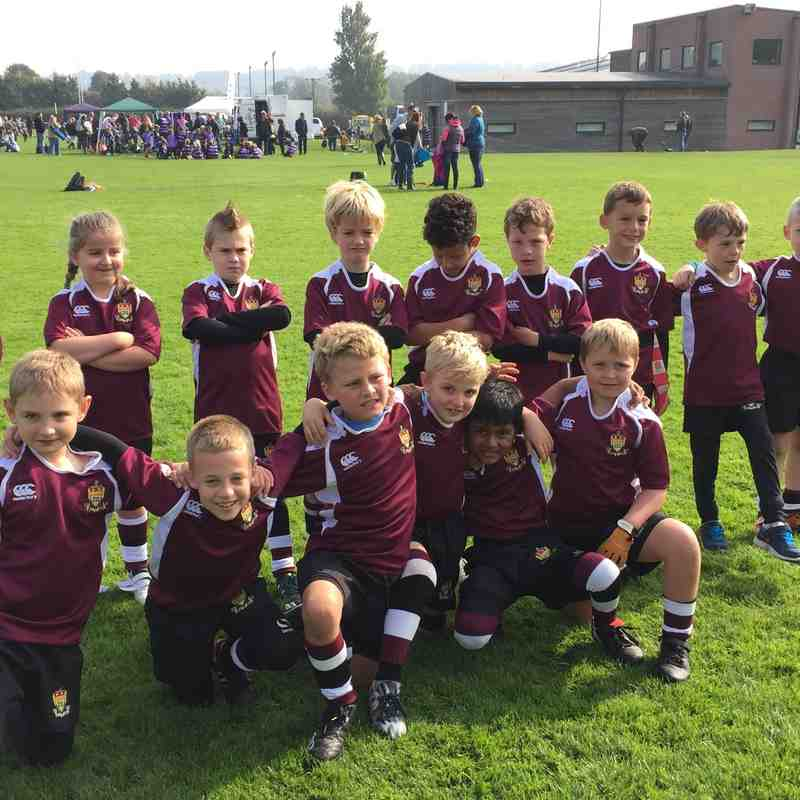 Clifton tournament 2015 (U8's)