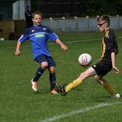 Under 15's v Goole Town Tigers
