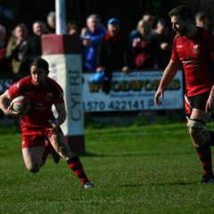 Amman United V Cardigan RFC (Part 2)