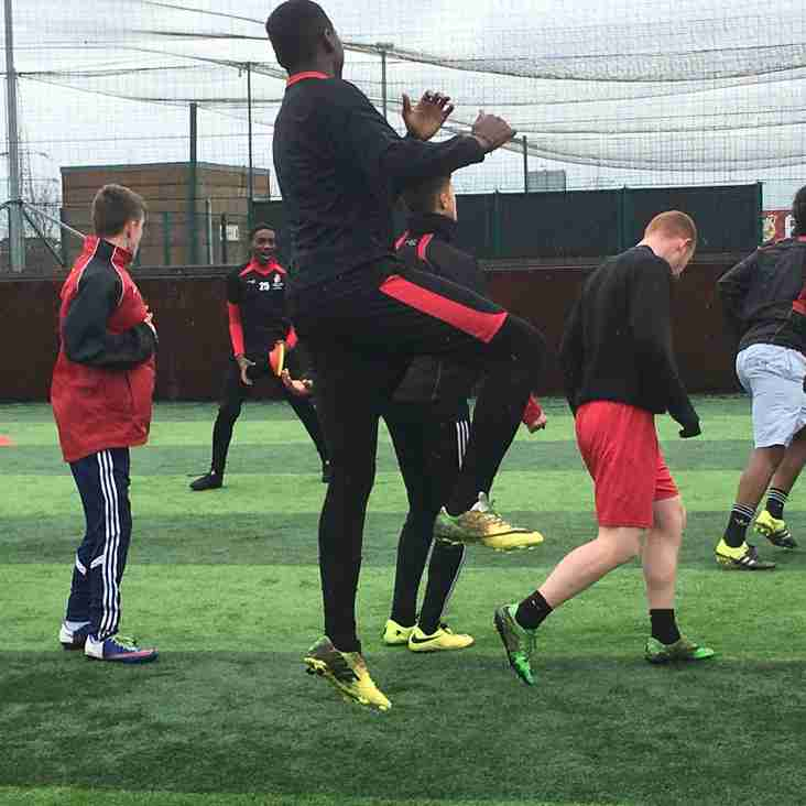 Romulus Academy Training - This Saturday 21st May 2016