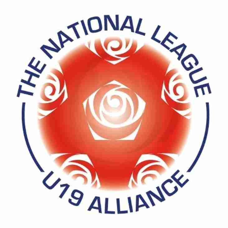 Romulus FC Academy The National League U19 Alliance Constitution