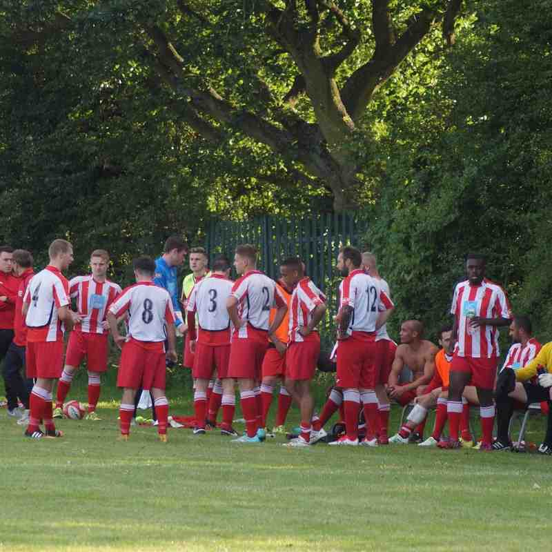 Boldmere St. Michael in the Sutton Cup (FH)