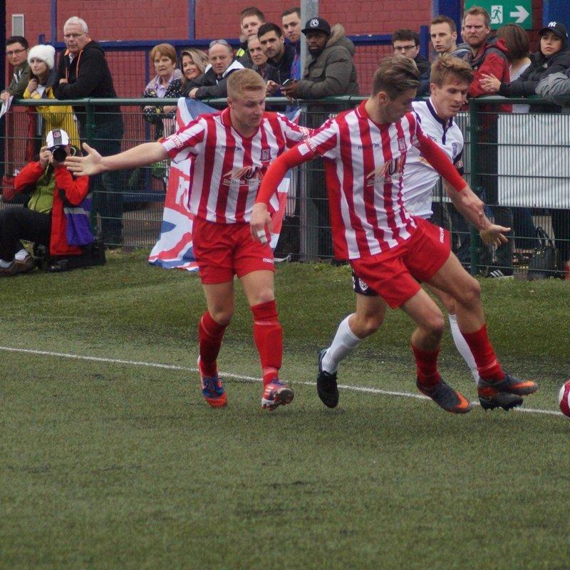 Romulus FC move to Castle Vale Stadium
