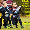 Ashby RFC vs. Burton