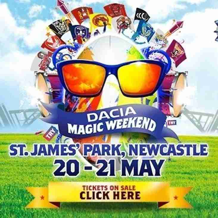 MAGIC WEEKEND 2017