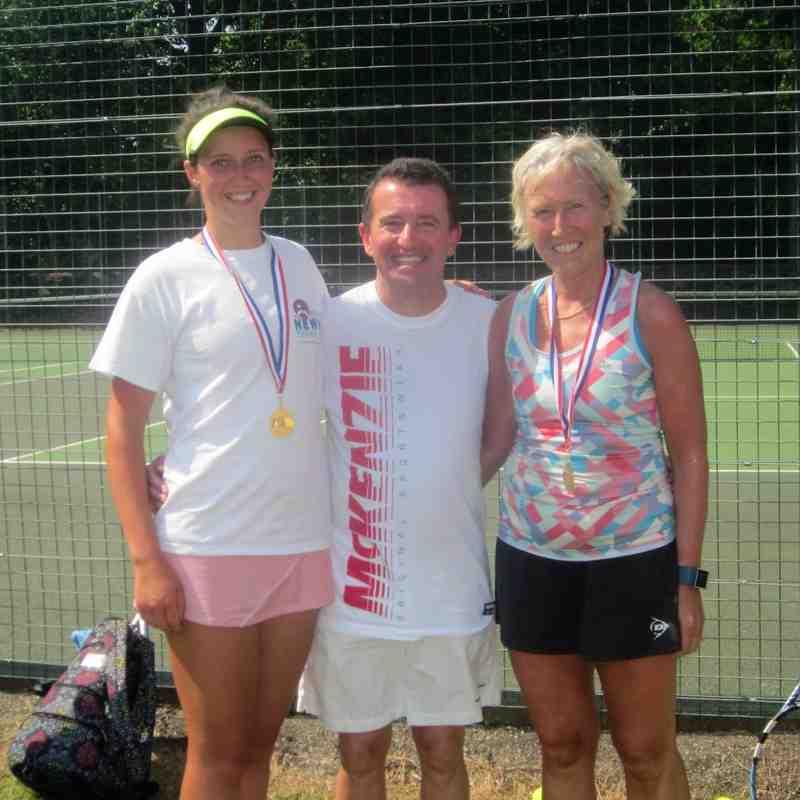 2016 Singles tournament June