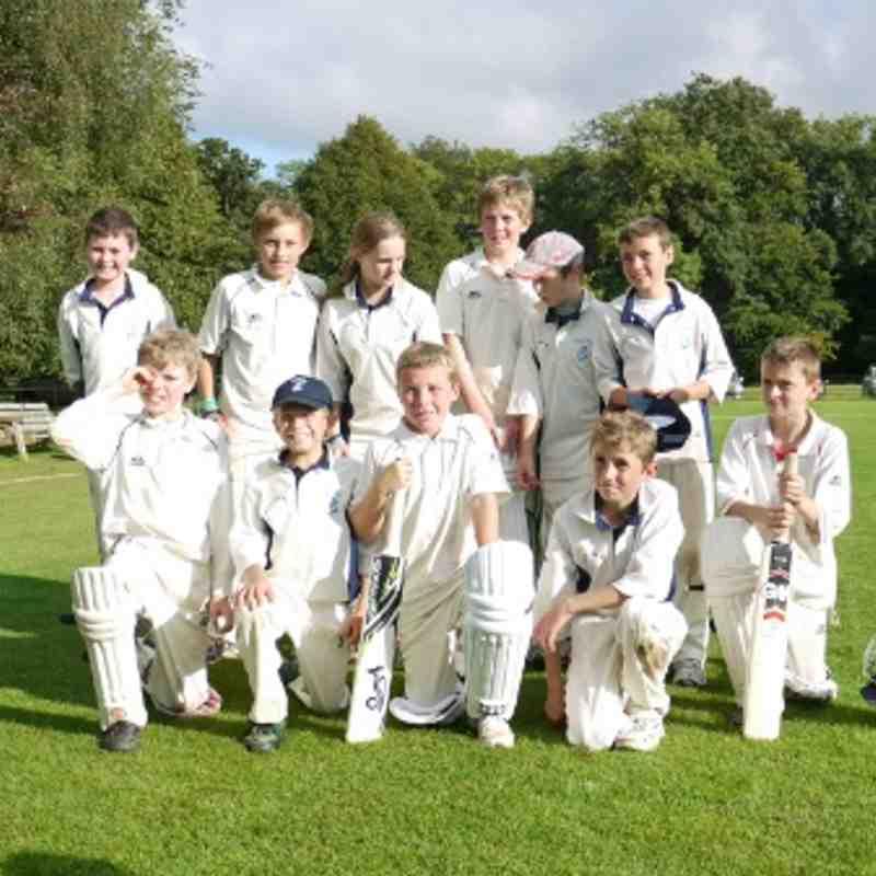 U11 Devon Cup 2012