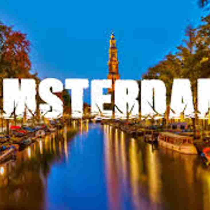 Senior Tour 2018 - AMSTERDAM