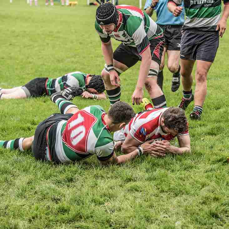 Weekend Preview - 1XV vs Roundhegians