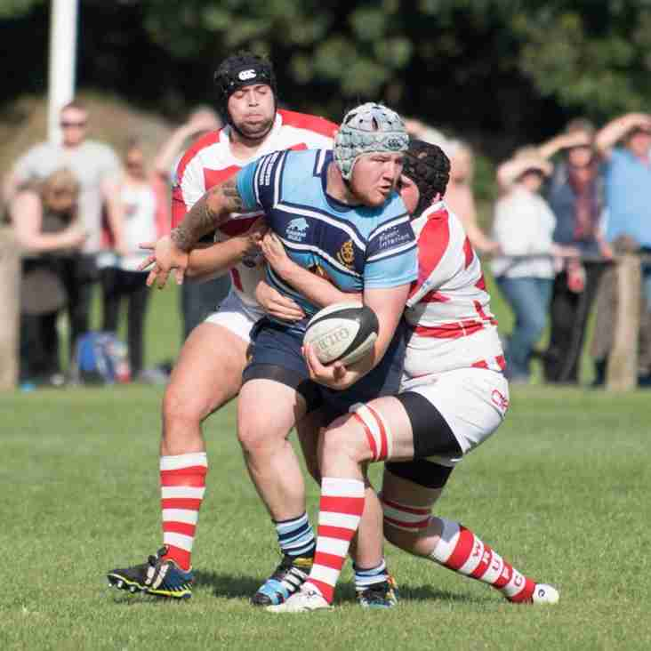 Wetherby pick up first win of season with victory over Ripon