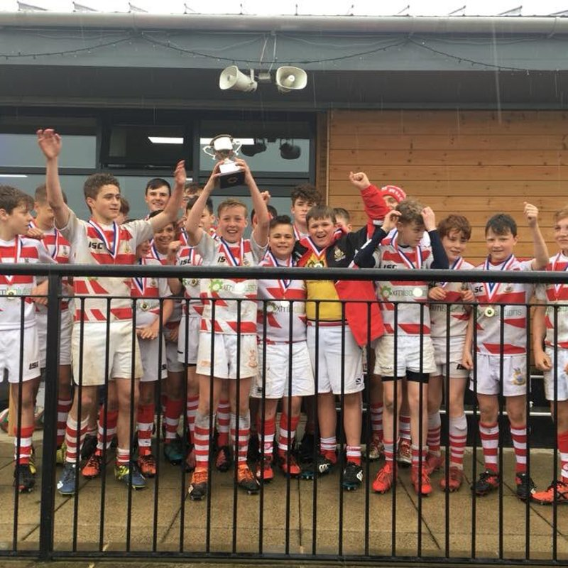 U13's win Yorkshire Bowl