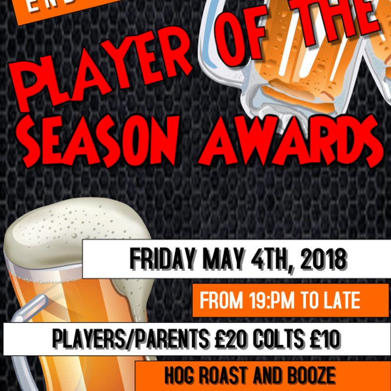 Player of the Season Awards