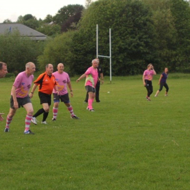 Touch Rugby - Week 5 Results