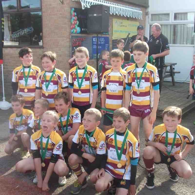 Sandal Under 10 Winners of Moortown Festival