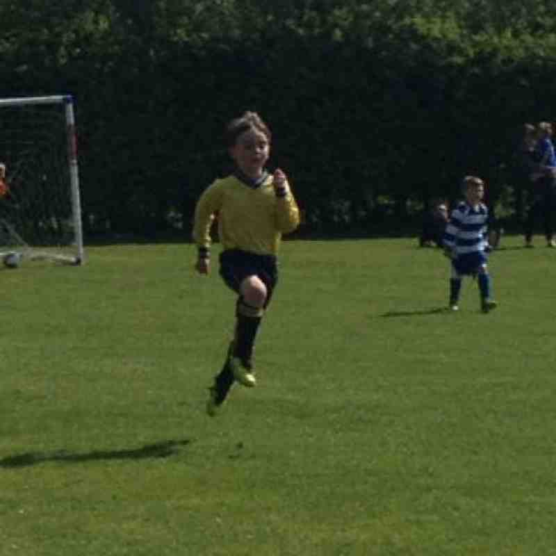 Leighton United U8 V Dunstable Town Youth