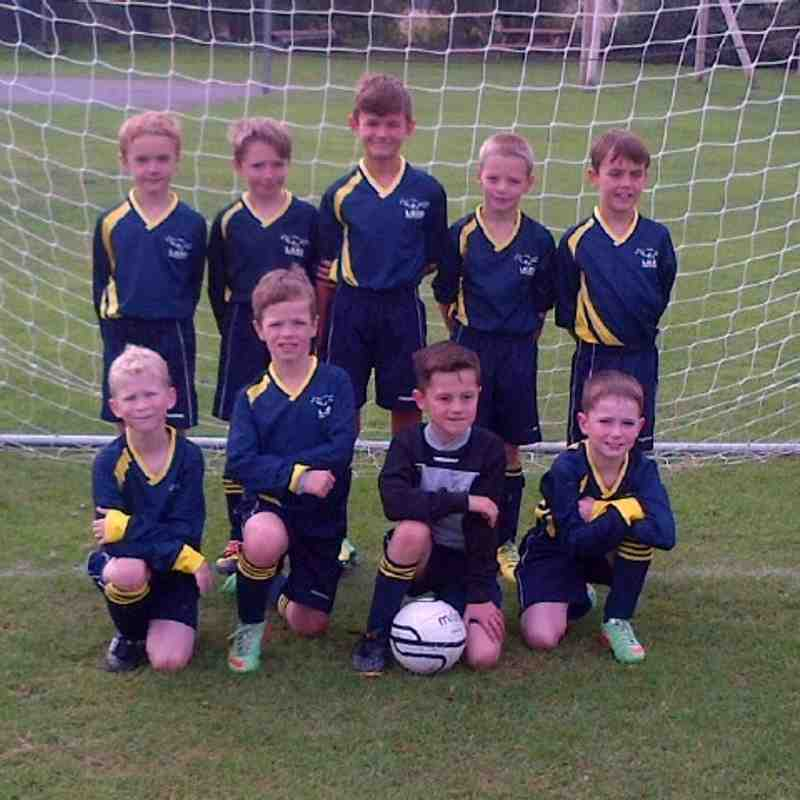 Leighton United U9 V Lea Sports PSG  - 28th Sept