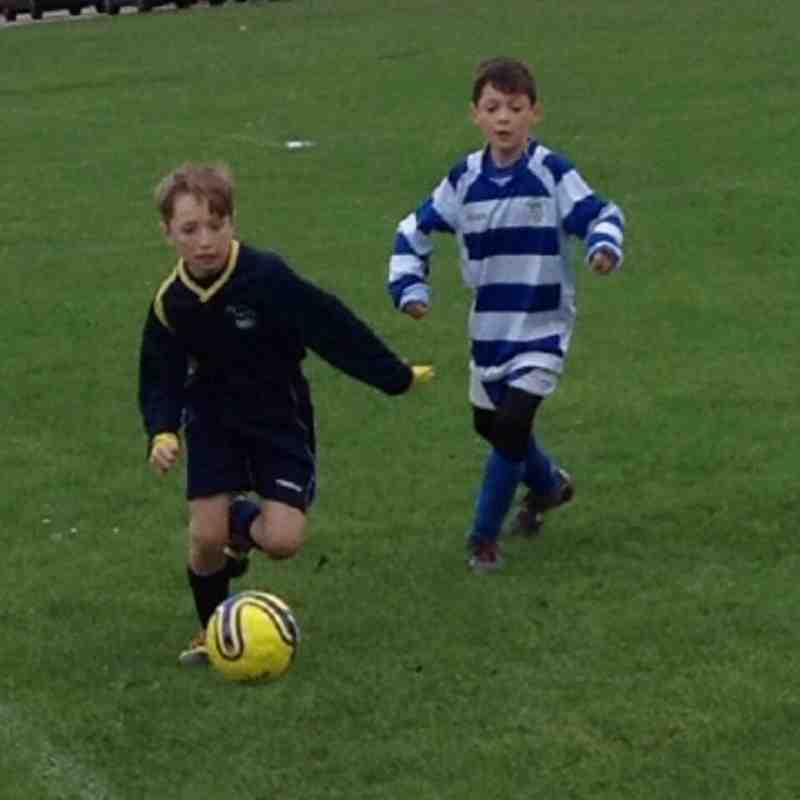 Leighton United U9 V Dunstable Town Youth- 26th Oct