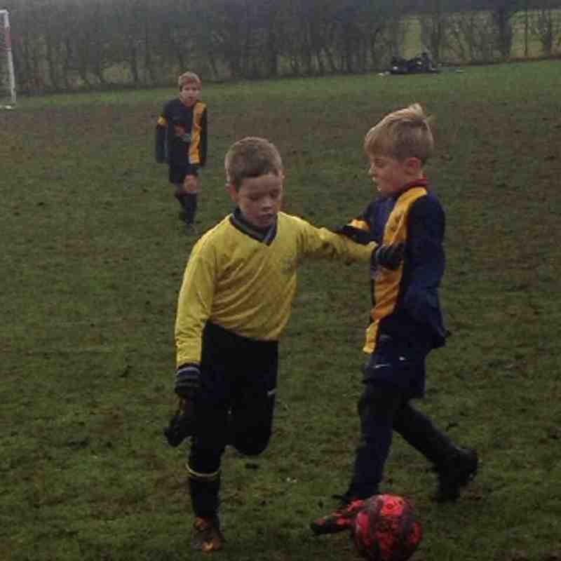 Leighton United U9 V's Blunham