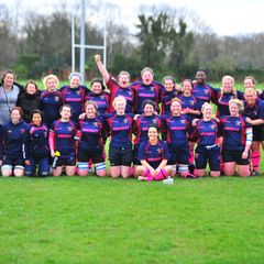 East London Ladies vs Wymondham 19 March 2017