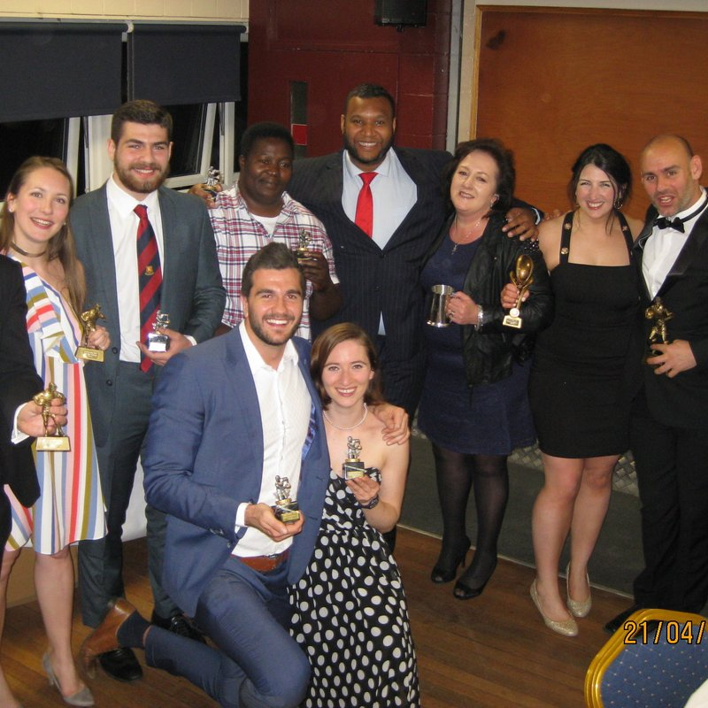 END OF SEASON AWARDS 2016/17