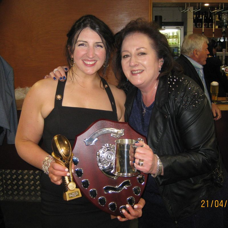 East London RFC Awards 2016/17