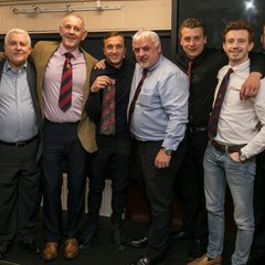 Evening with Mark Noble
