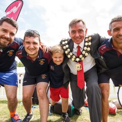 Mayor's Newham Show weekend 2017