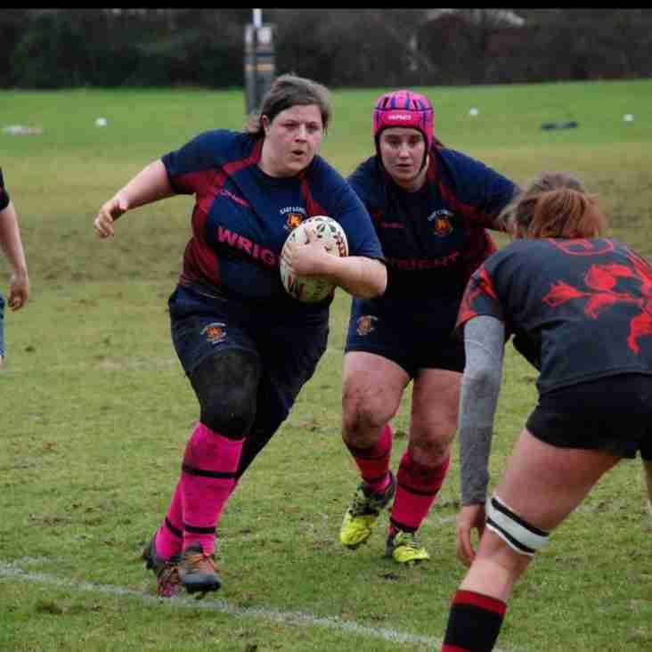 LADIES CAN GIVE RUGBY A TRY