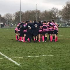 ELRFC 1st XV versus Ilford