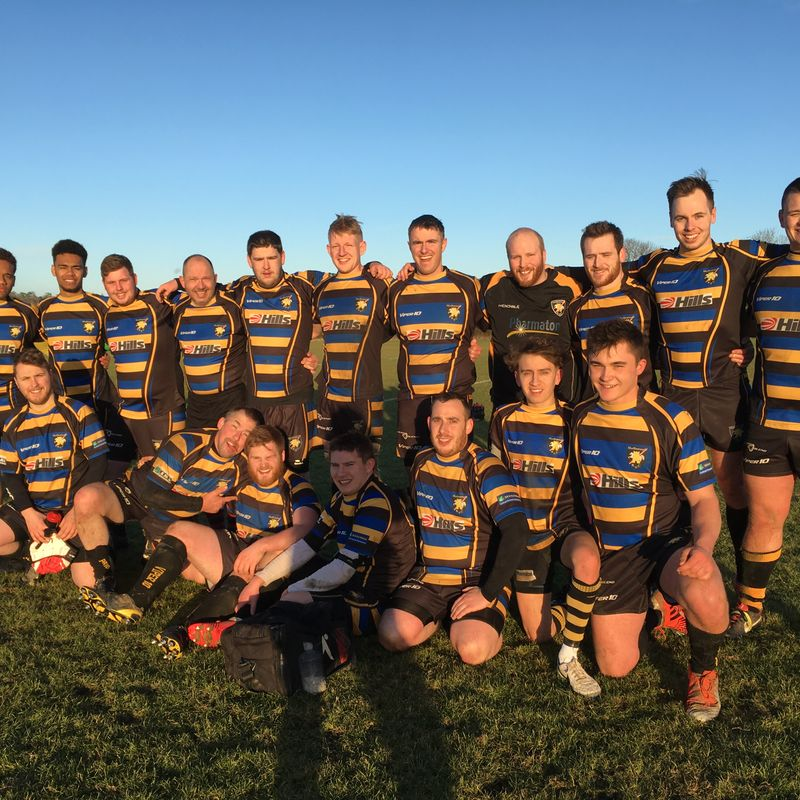 Nomads lose to Corsham II 18 - 17