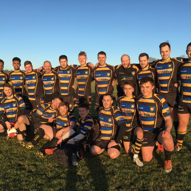 Nomads beat Combe Down II 112 - 3