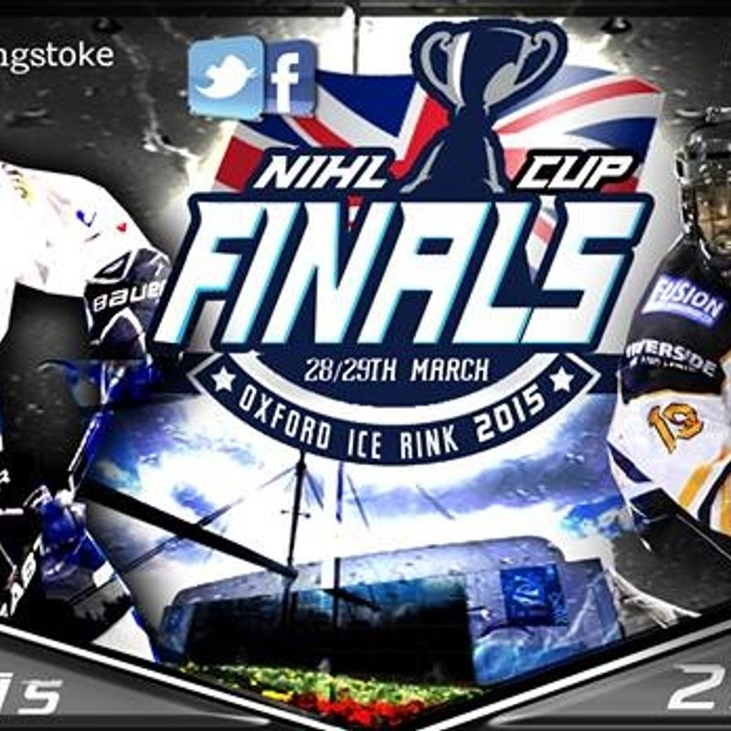 NIHL cup Finals Weekend  tickets online NOW
