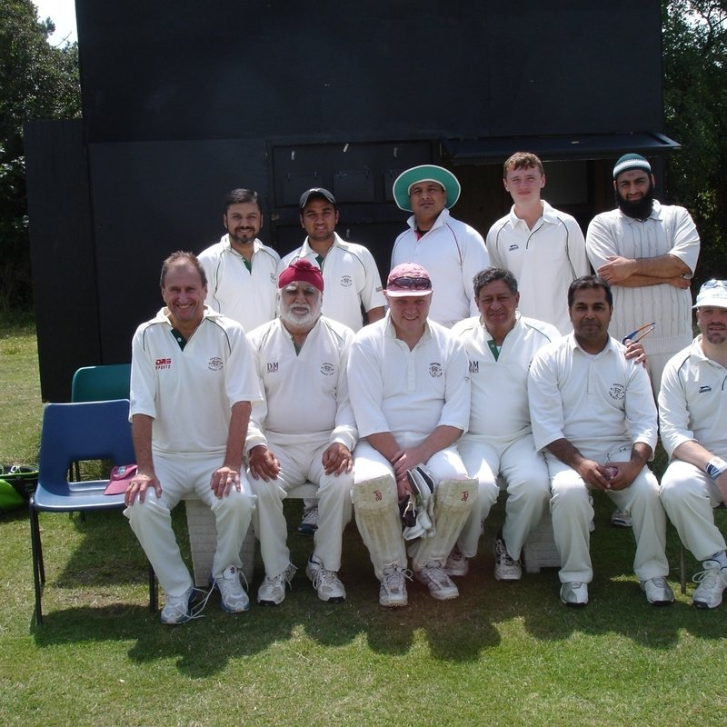 Ashford CC, Surrey - 4th XI 114 - 204/7 Weybridge CC - 4th XI