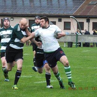 Dunbar RFC v Forresters RFC
