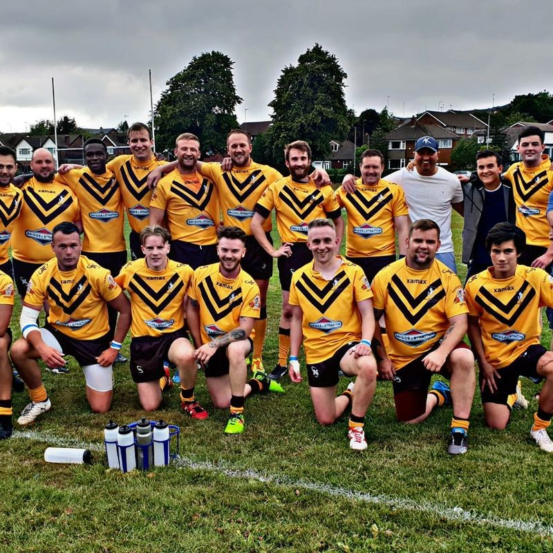 Bury Broncos 24-34 Chorley Panthers