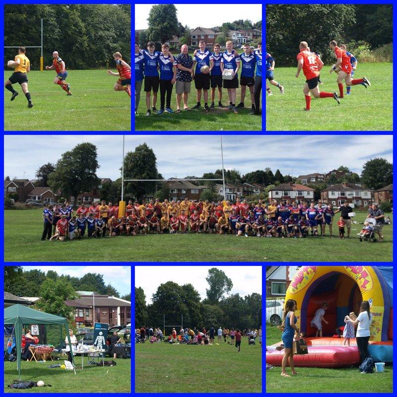 Charity Fun Day success!