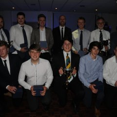 Taunton Deane Cricket Club Dinner and Awards evening 2016 at SCCC
